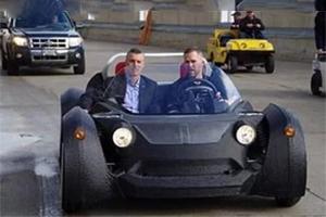 超级跑车的制造过程可是不简单的,3D打印技术可以做到!
