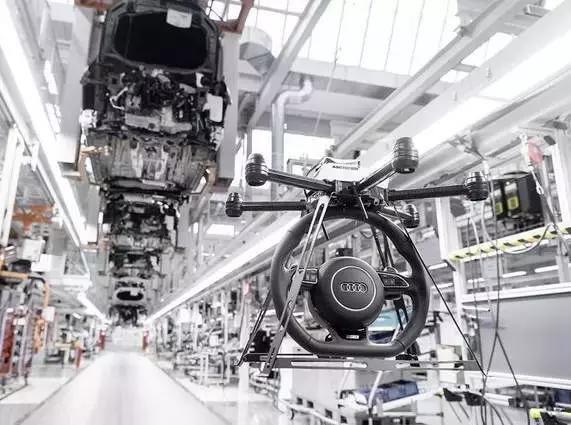 汽车智能制造技术应用及智能工厂案例